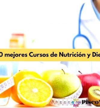 Los 10 mejores cursos de nutricion y dietetica homologados 2019