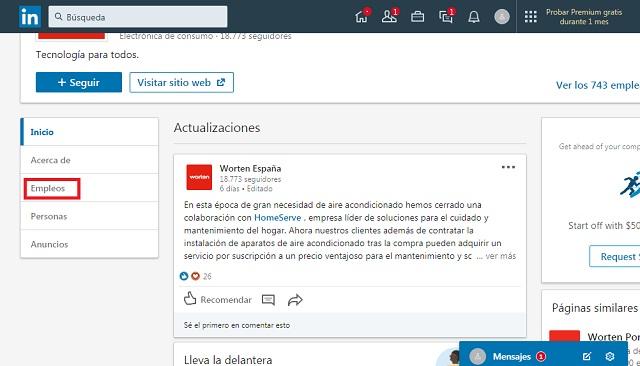 LinkedIn Paso 2