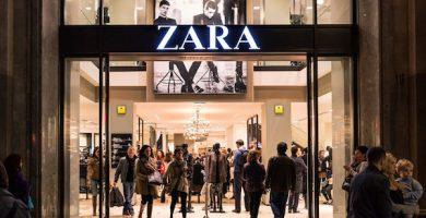 como trabajar en Zara