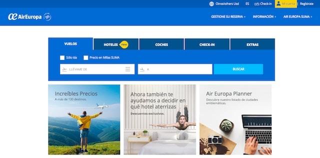 Enviar Curriculum a Air Europa – Cómo Trabajar y Ofertas de Empleo