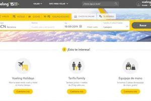 Enviar Curriculum y Trabajar en Vueling- Ofertas de Empleo